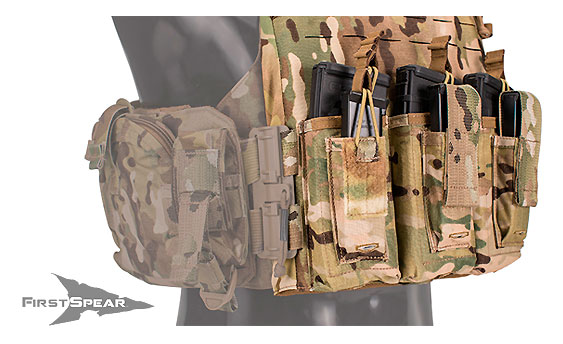 First Spear Assaulter Armor Carrier (AAC) SYSTEM - WZ Airsoft Magazine - La revista de airsoft Online