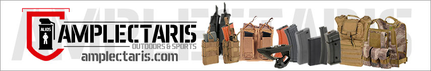 Ir a la página oficial de Alios Amplectaris - Outdoor's and Sports desde WZ Airsoft Magazine - La revista de airsoft online