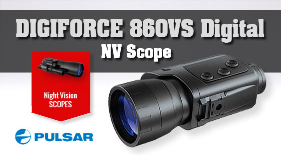 Digiforce 860VS Digital NV Scope en WZ es Whisky Zulú Airsoft Magazine - La revista de airsoft online, ahora también en edición papel